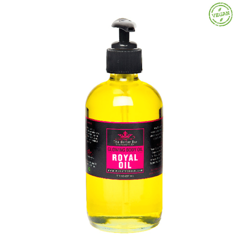 Royal Oil (Fragrance Options)