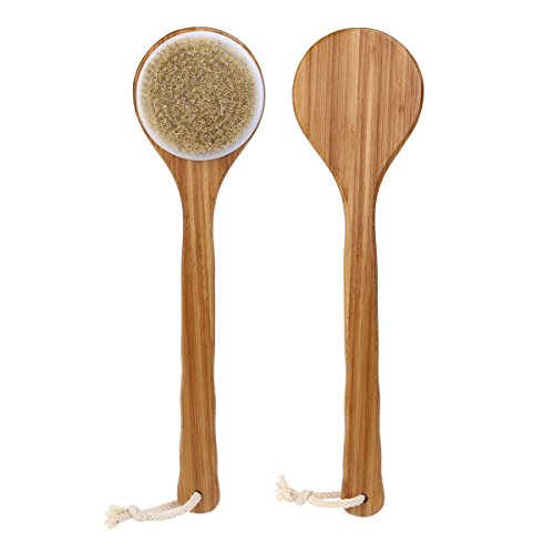 Long Handled Bamboo Body Brush