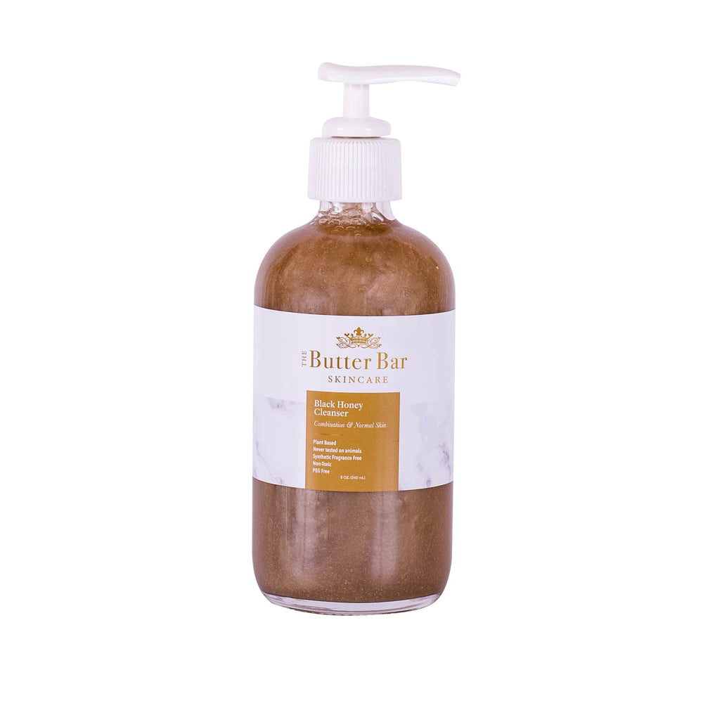 Black Honey Skin Balancing Cleanser (Combo/Normal Skin) - Natural Skincare