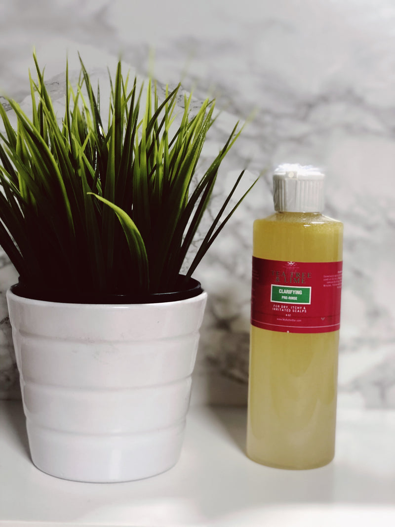 Tea Tree & Lime Clarifying Pre - Rinse