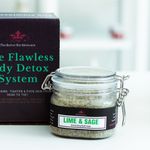 Lime & Sage Body Soak - Natural Skincare