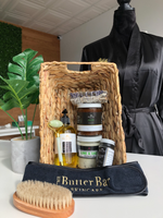 The Ultimate Pamper Gift Set: Green-tox Set