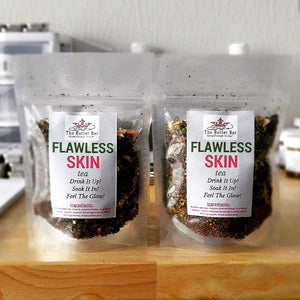 Flawless Skin Detox Tea - The Butter Bar:100% Natural Skincare