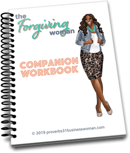The Forgiving Mini-Woman Bible Study