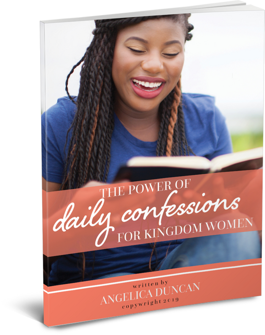 Power of Daily Confessions For Kingdom Women
