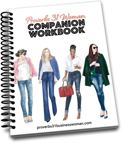 Proverbs 31 Woman Companion Workbook