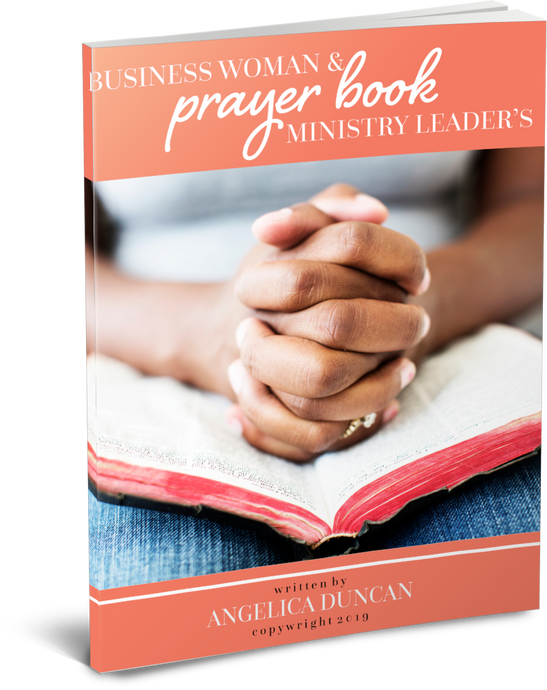 Business Woman & Ministry Leader's Prayer Book