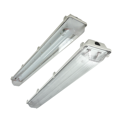 EN2 LED Enclosed Gasketed Waterproof Canopy Light