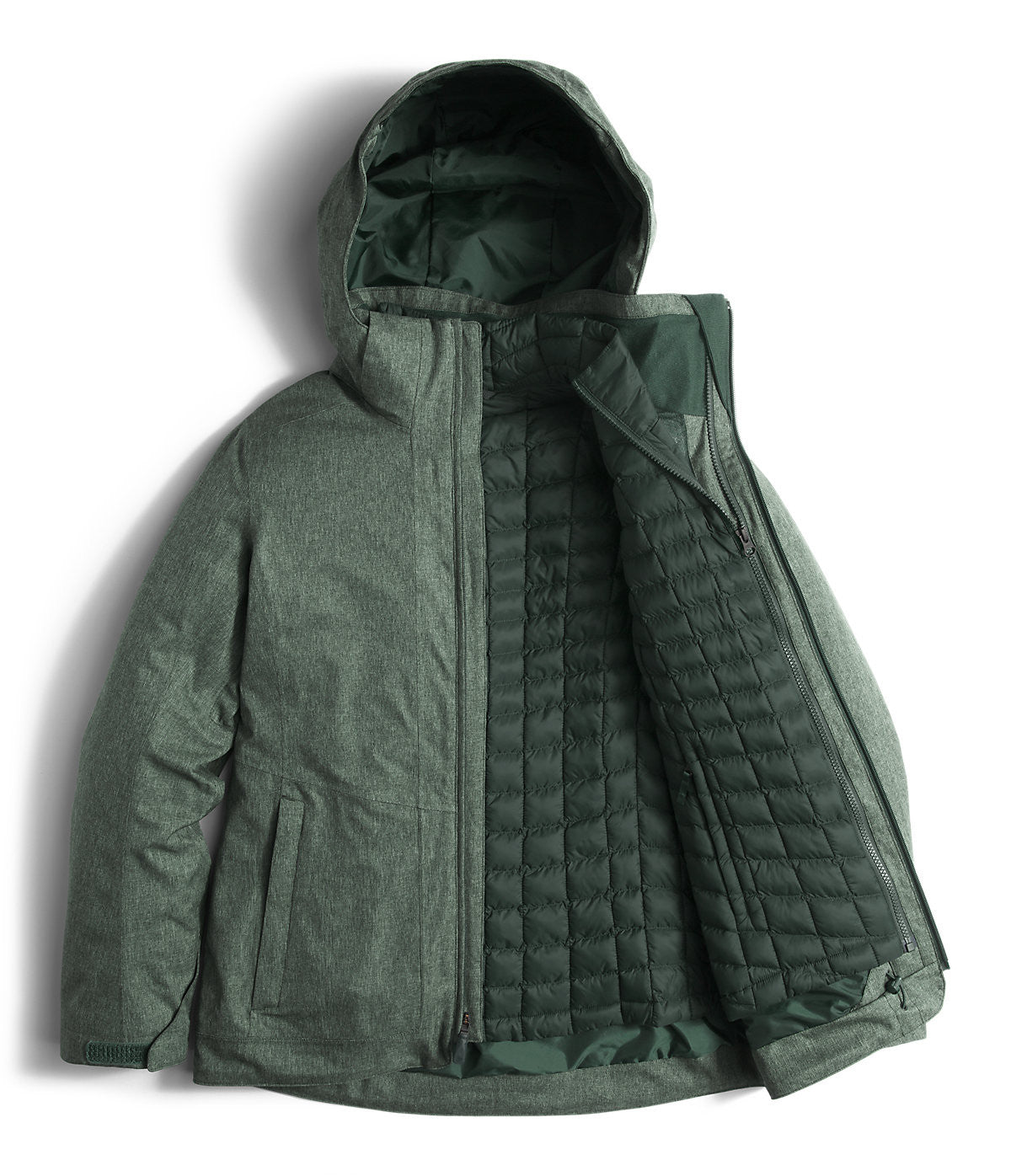 9df4d0adfe The North Face Women s Thermoball Snow Triclimate Parka