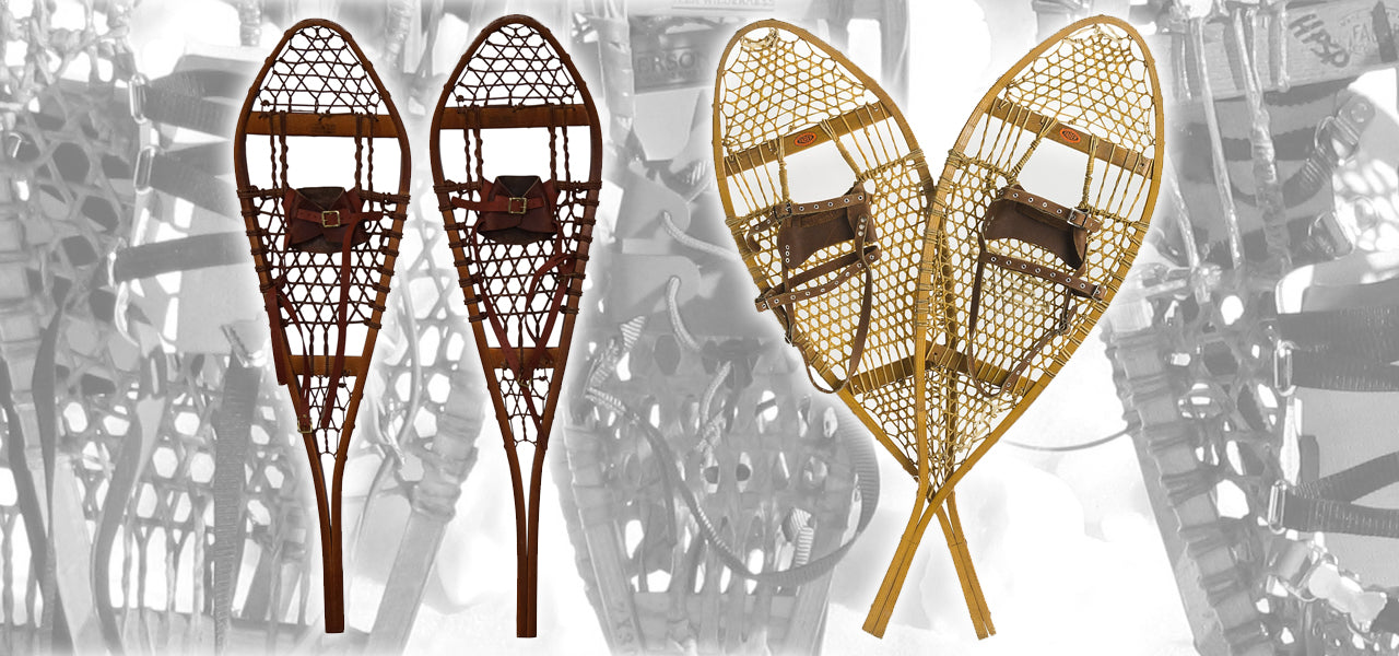 Snow Shoes The Mark Miller Collection Antique And Vintage