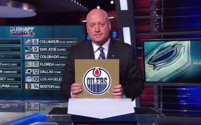 Bill Daly Golden Ticket Oilers