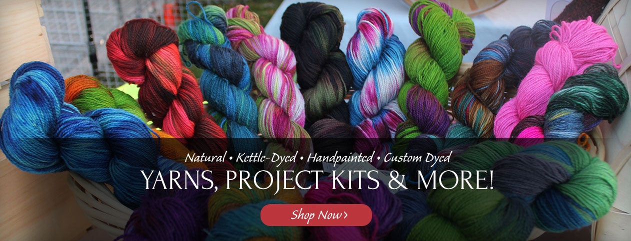Yarn, Project Kits & More!