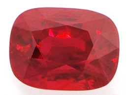 Burmese Ruby - Photo Courtesy of G.I.A.