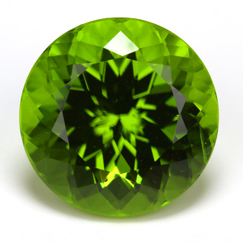 Where is Your Peridot From?