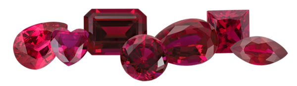 An Introduction to Rubies, July's Birthstone