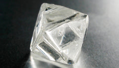 Diamond Octahedron – Photo Courtesy of G.I.A.