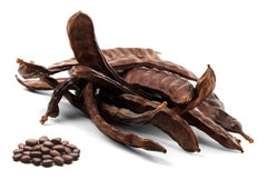 Carob Seeds and Pods