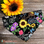 Spring has Sprung Bandana - Paws N Claws Couture