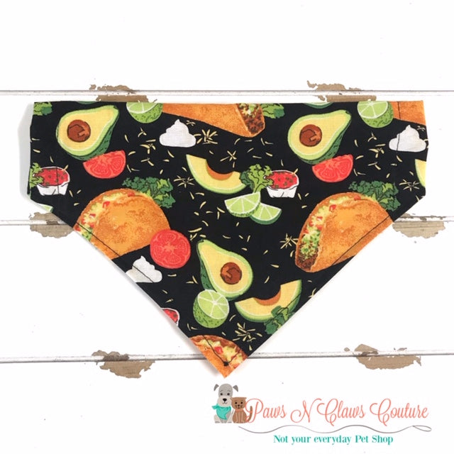 Taco Tuesday Bandana