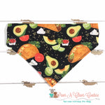 Taco Tuesday Bandana - Paws N Claws Couture