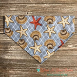 Beach Shells Bandana