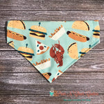 Reversible Food Truck Bandana