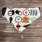 Happy Sushi Bandana