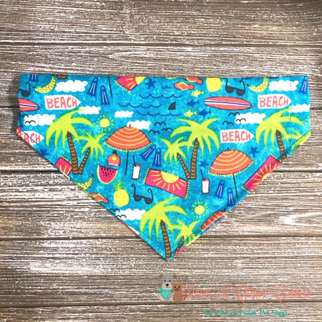Days at the Beach Bandana
