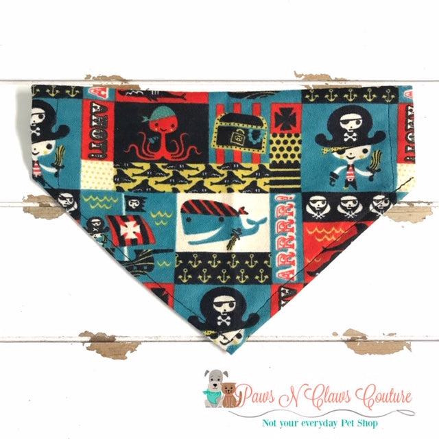 Sea Pirates Bandana