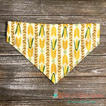 Corn Maze Bandana - Paws N Claws Couture