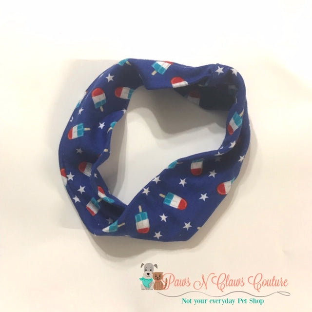 Patriotic Ice Cream Headband