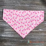 Mini Flamingo Bandana - Paws N Claws Couture
