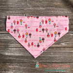 Scream for Ice cream Bandana - Paws N Claws Couture