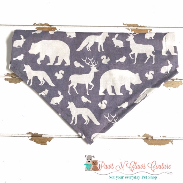 Animal shadows Bandana
