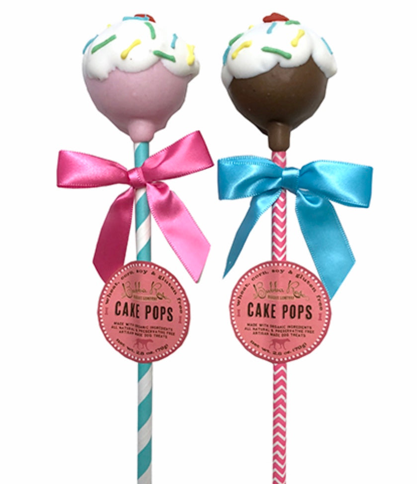 Sundae Cake Pops - Paws N Claws Couture