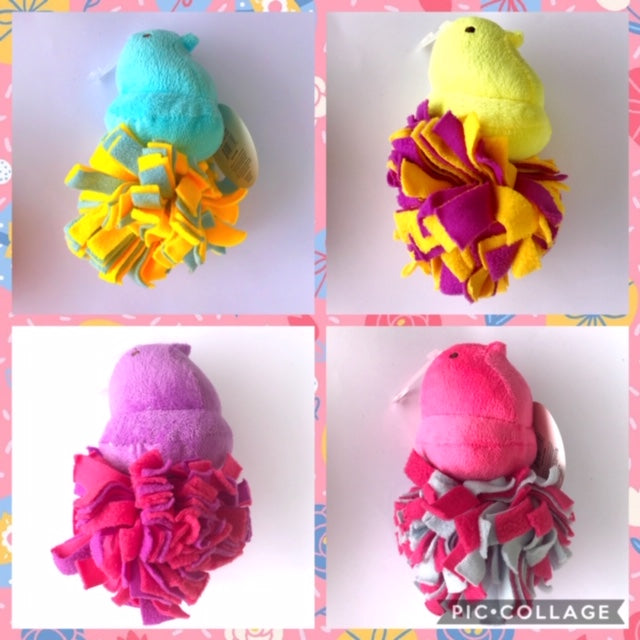 Peeps Plush Chicks Toys - Paws N Claws Couture