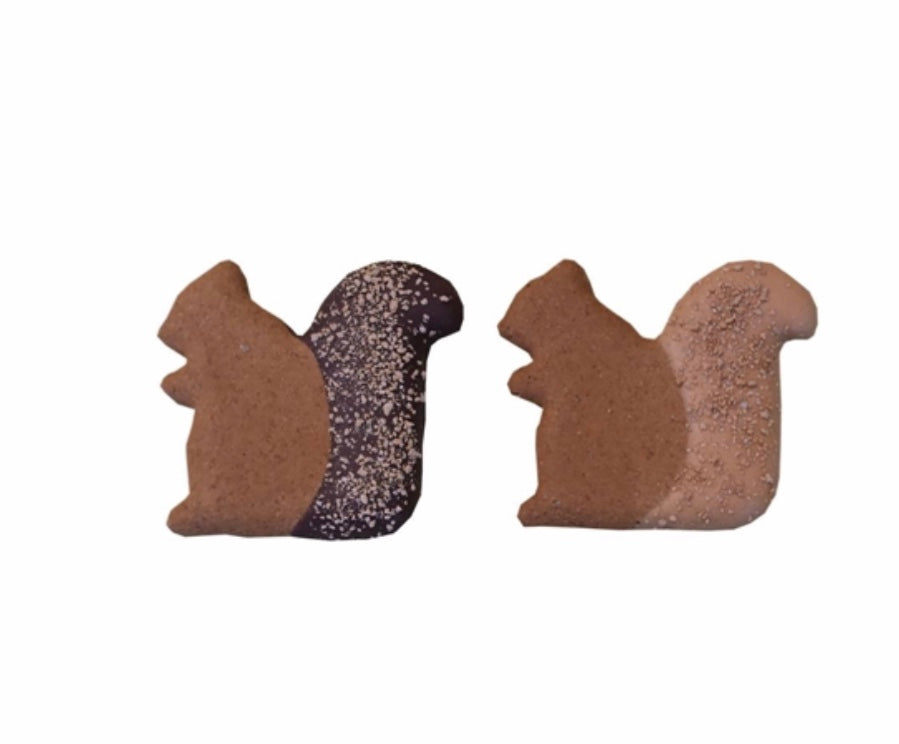 Squirrel Dog Treats - Paws N Claws Couture