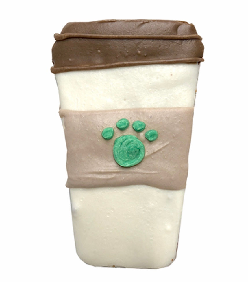 Coffee Cup Dog Treats - Paws N Claws Couture