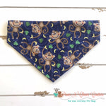 Monkeys Bandana - Paws N Claws Couture