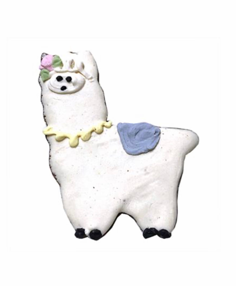Llama Dog Cookies - Paws N Claws Couture