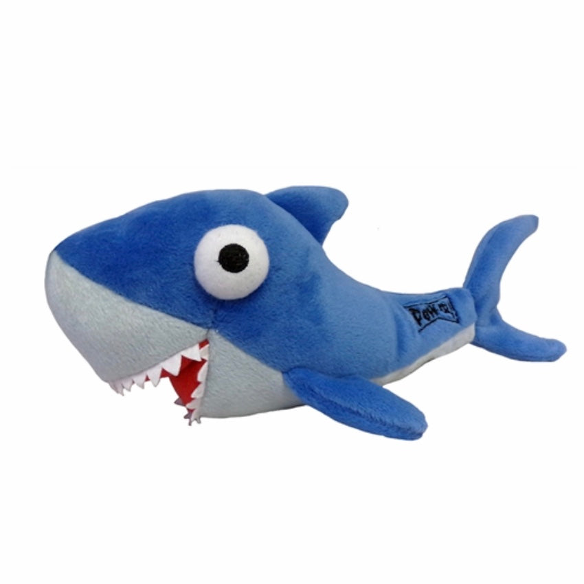 Small Shark by Lulubelles Power Plush - Paws N Claws Couture