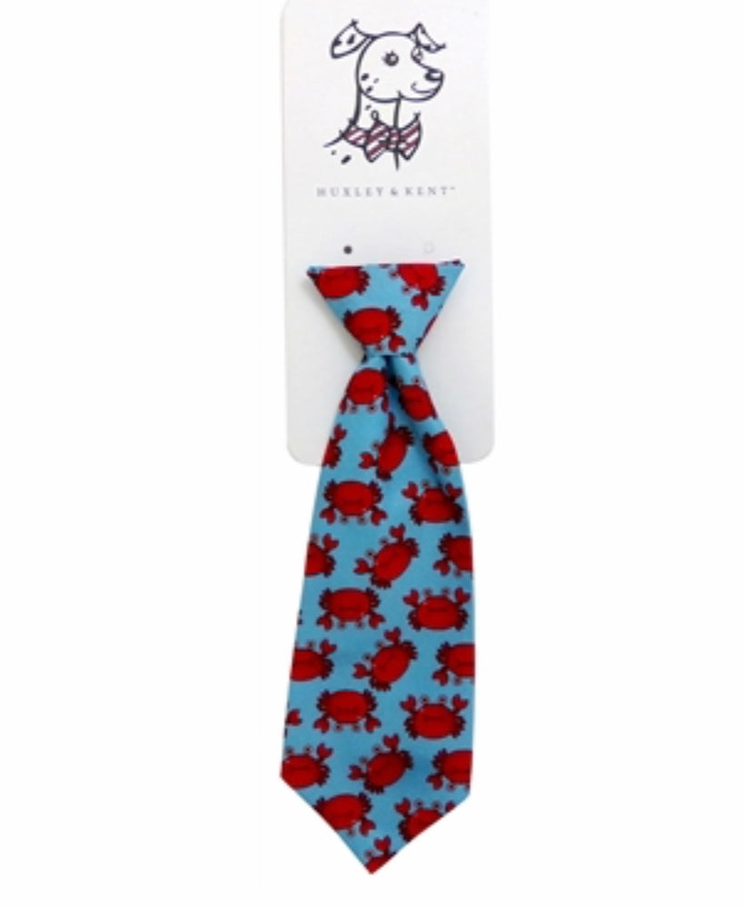 Mr Crabs Long Tie