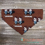 Shining Inspired Bandana - Paws N Claws Couture