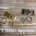 "1"" Collar Upgrades"