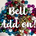 "3/8"" Bell Add on - Paws N Claws Couture"
