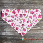 Roses & Hearts Bandana - Paws N Claws Couture