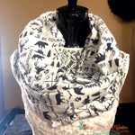 Adventure Scarf or Bandana - Paws N Claws Couture
