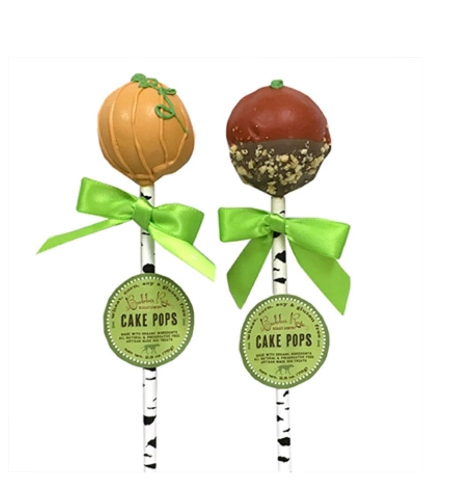 Fall Cake Pops - Paws N Claws Couture