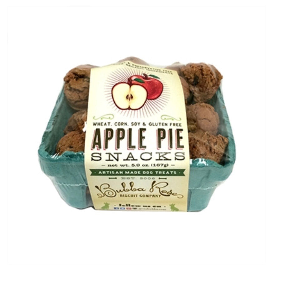 Apple Pie Snacks Fruit Crate Box - Paws N Claws Couture