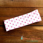 Valentine's Headband - Paws N Claws Couture